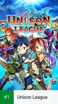 Unison League app screenshot 1
