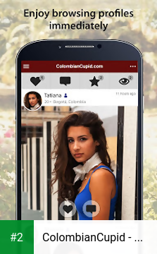 ColombianCupid - Colombian Dating App apk screenshot 2