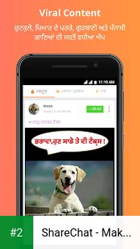 ShareChat - Make friends & have fun apk screenshot 2