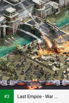 Last Empire - War Z: Strategy app screenshot 3