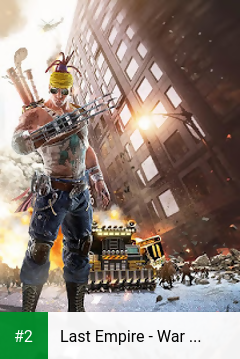 Last Empire - War Z: Strategy apk screenshot 2