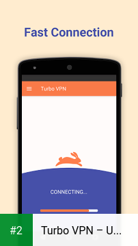Turbo VPN – Unlimited Free VPN apk screenshot 2