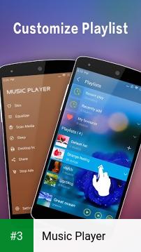 Music Player app screenshot 3