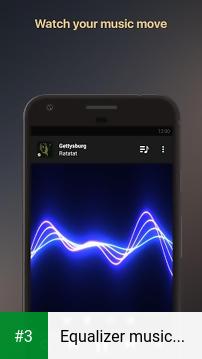 Equalizer music player booster app screenshot 3