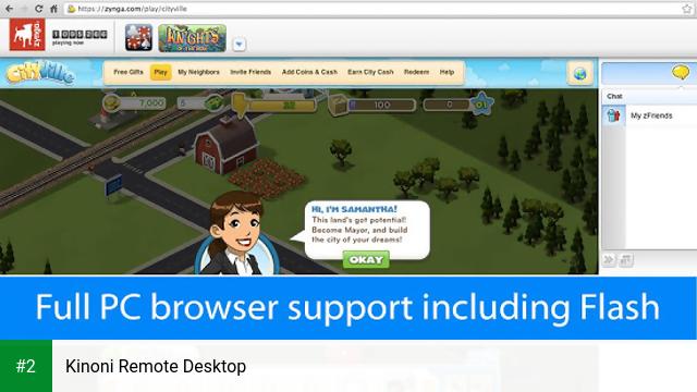 Kinoni Remote Desktop apk screenshot 2