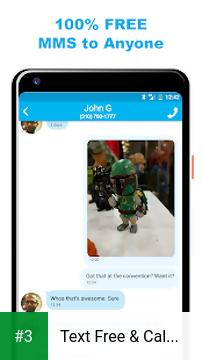 Text Free & Call Free app screenshot 3