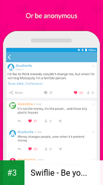 Swiflie app screenshot 3