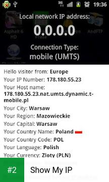 Show My IP apk screenshot 2