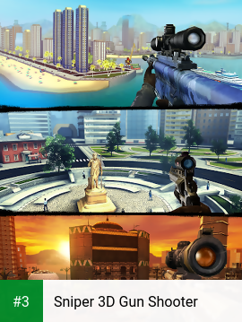 Sniper 3D Gun Shooter app screenshot 3