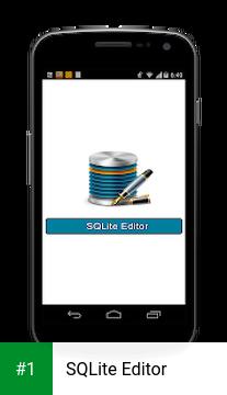 SQLite Editor app screenshot 1