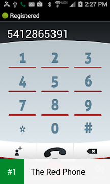 The Red Phone app screenshot 1