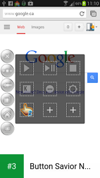 Button Savior Non Root app screenshot 3