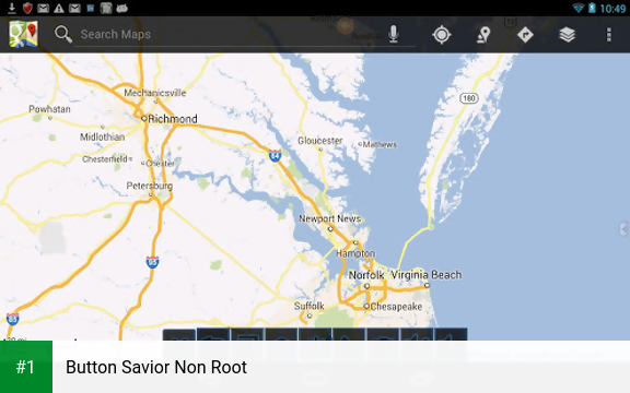Button Savior Non Root app screenshot 1