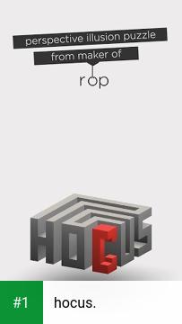 hocus. app screenshot 1