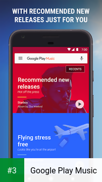 Google Play Music app screenshot 3