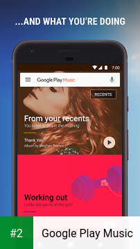 Google Play Music apk screenshot 2