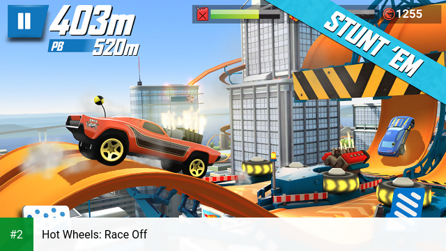 Hot Wheels: Race Off apk screenshot 2