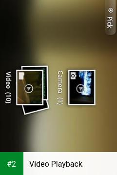 Video Playback apk screenshot 2
