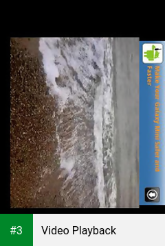 Video Playback app screenshot 3