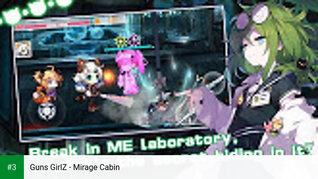 Guns GirlZ - Mirage Cabin app screenshot 3