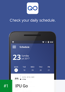 IPU Go app screenshot 1
