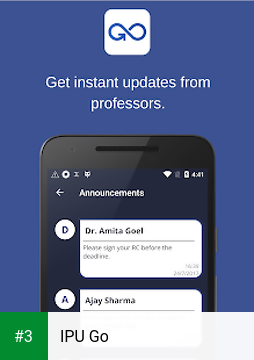 IPU Go app screenshot 3