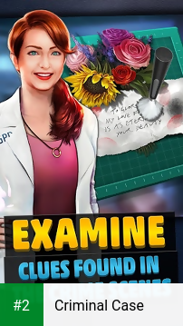 Criminal Case apk screenshot 2