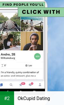 OkCupid Dating apk screenshot 2