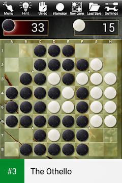 The Othello app screenshot 3