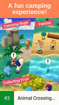 Animal Crossing: Pocket Camp app screenshot 3