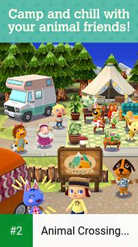 Animal Crossing: Pocket Camp apk screenshot 2