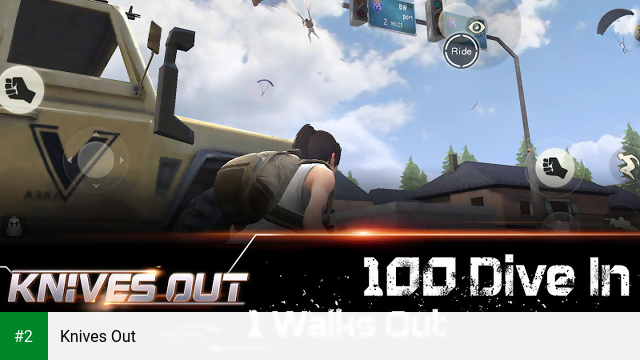Knives Out apk screenshot 2