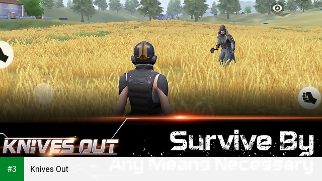 Knives Out app screenshot 3