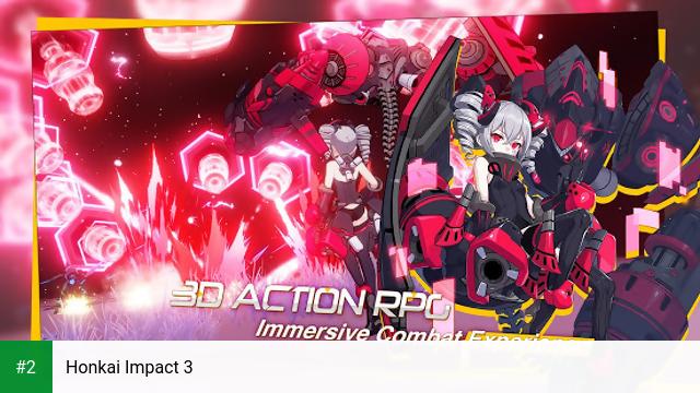 Honkai Impact 3 apk screenshot 2