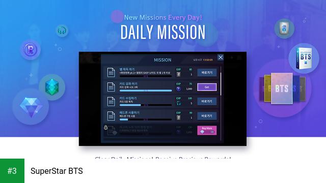 SuperStar BTS app screenshot 3