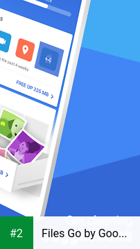 Files Go by Google: Free up space on your phone apk screenshot 2