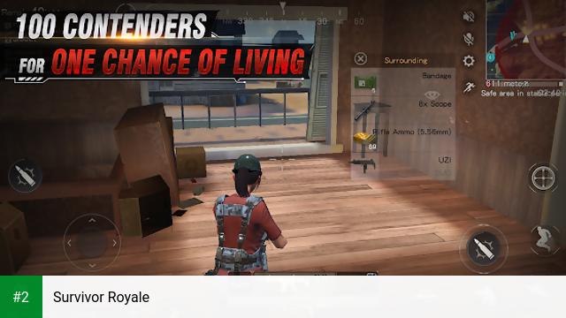 Survivor Royale apk screenshot 2