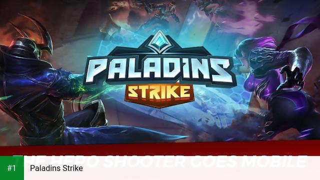 Paladins Strike app screenshot 1