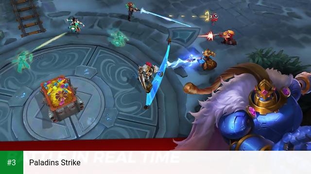 Paladins Strike app screenshot 3
