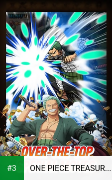 ONE PIECE TREASURE CRUISE app screenshot 3