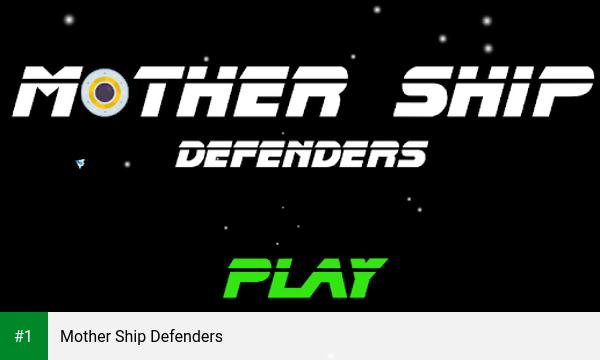 Mother Ship Defenders app screenshot 1