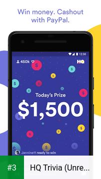 HQ Trivia (Unreleased) app screenshot 3