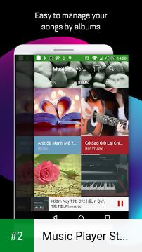 Music Player Style LG G5 - LG Music Player apk screenshot 2