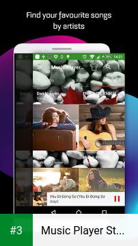 Music Player Style LG G5 - LG Music Player app screenshot 3