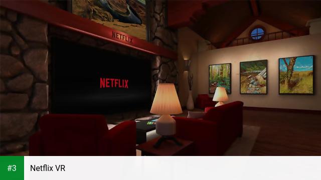 Netflix VR app screenshot 3