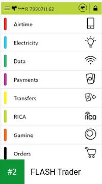 FLASH Trader apk screenshot 2