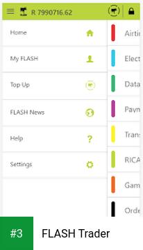 FLASH Trader app screenshot 3