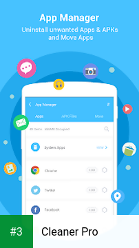 Cleaner Pro app screenshot 3