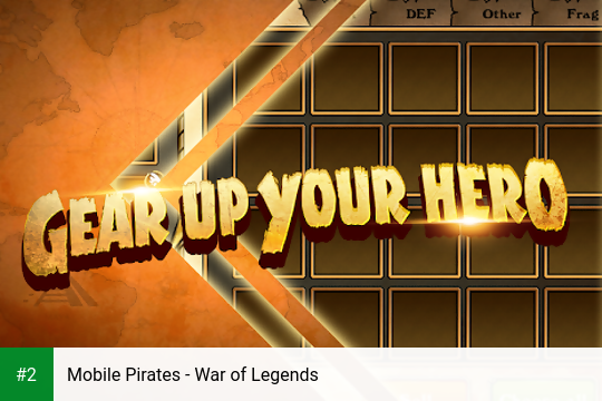 Mobile Pirates - War of Legends apk screenshot 2
