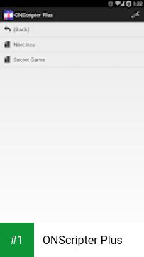 ONScripter Plus app screenshot 1